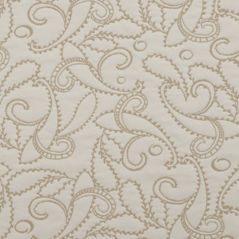 Paisley Weiss / Beige